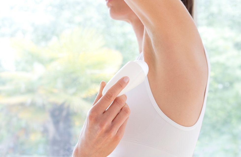 10 utilisations insolites du déodorant que vous ne connaissiez pas