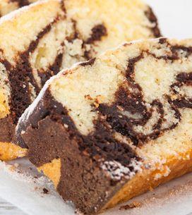 Marmorkuchen-Rezept mit Schokostücken: Super saftig!