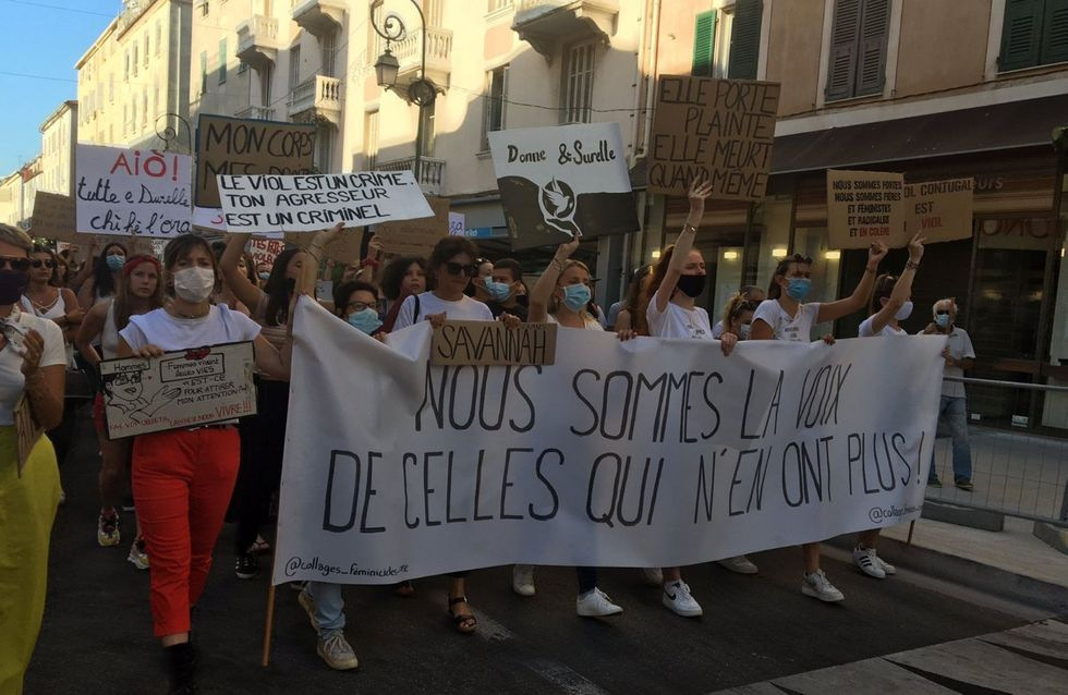 #IwasCorsica : la Corse brise le silence concernant des agressions sexuelles