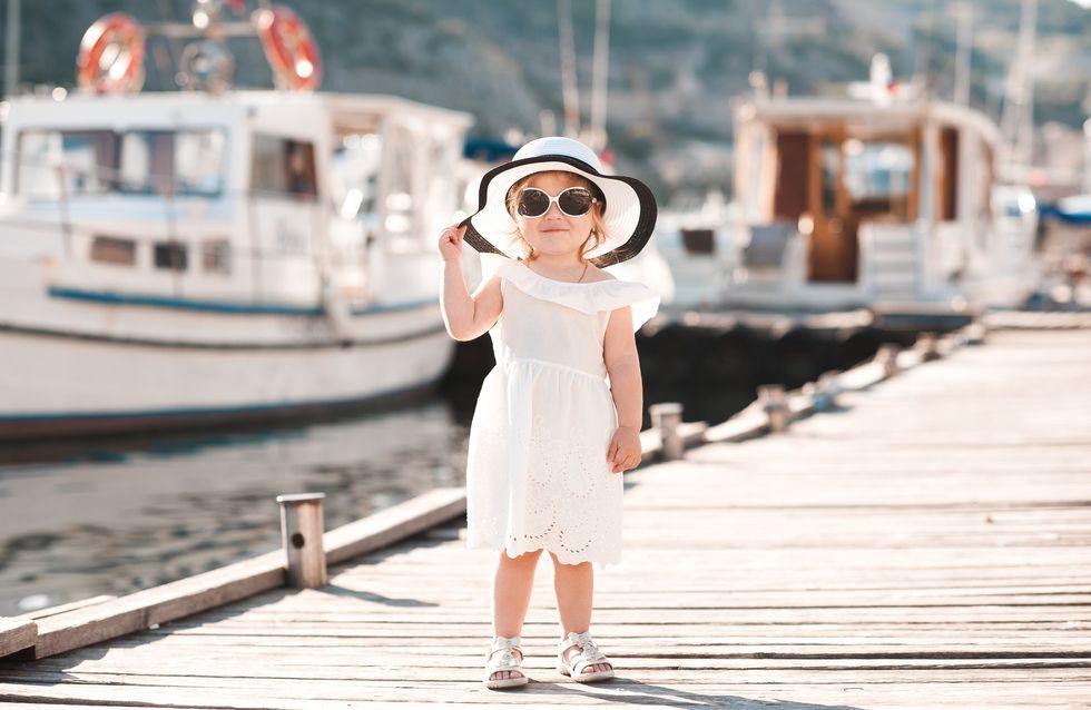 Mode bébé : les plus belles robes de l'été pour les 0-3 ans