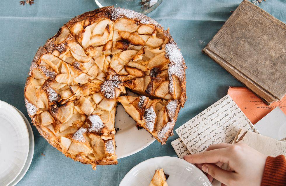 Saftigster Apfelkuchen ohne Boden: Weltbestes Rezept