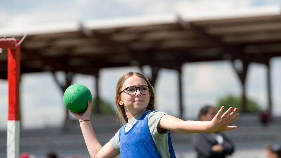Quel sport collectif choisir pour ma fille ?