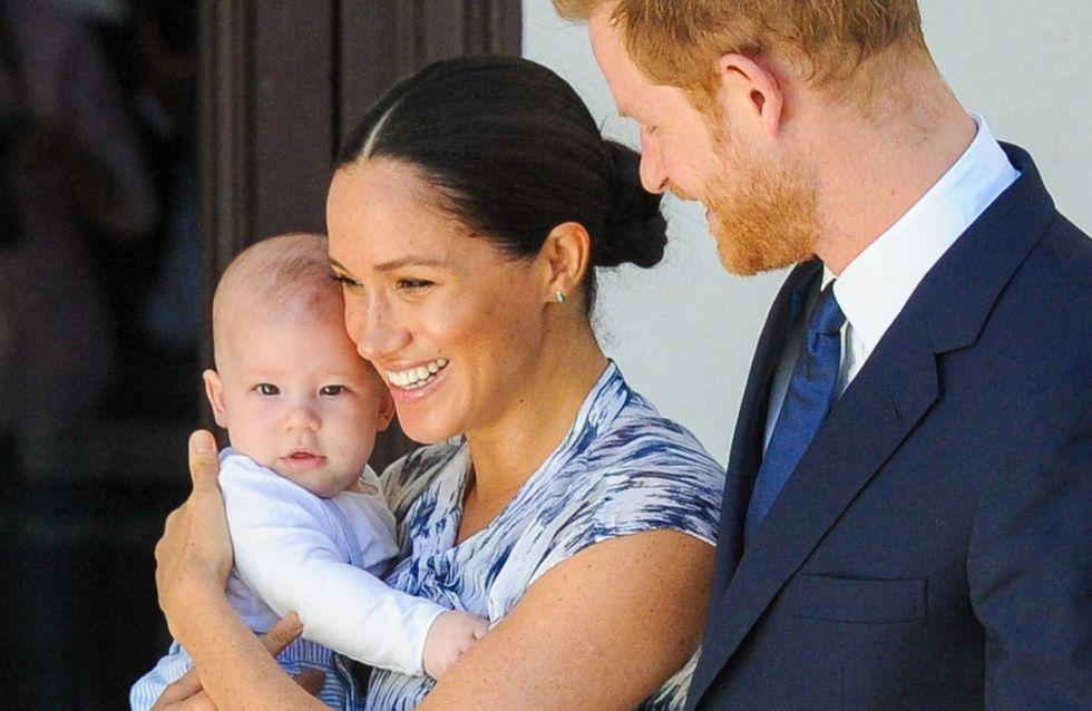 Meghan Markle : son fils Archie fait ses premiers pas !