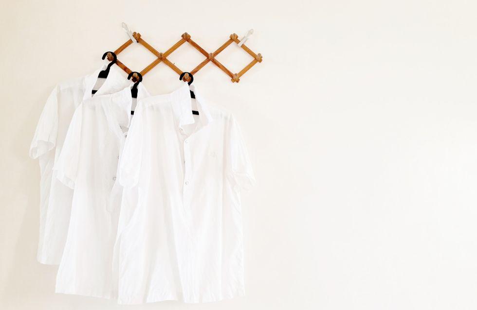Weiße Wäsche waschen: Die besten Pflegetipps für helle Kleidung