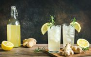Ginger Beer selber machen: Blitz-Rezept ohne langes Warten
