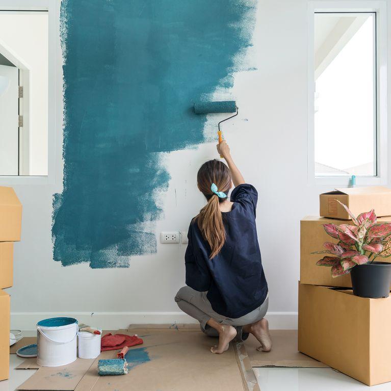 Peindre Un Mur Que Faut Il Savoir