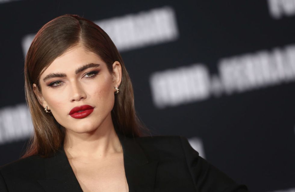 Valentina Sampaio, premier modèle trans à poser pour Sports Illustrated Swimsuit