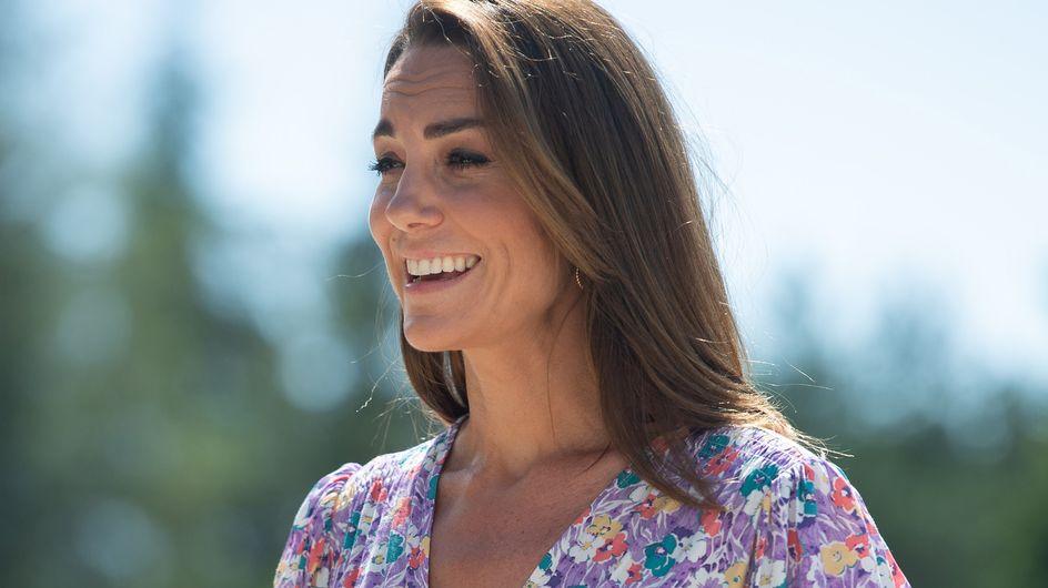 Neue Frisur: Herzogin Kate überrascht mit frischem Look