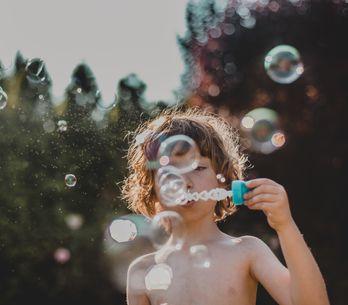 Come fare le bolle di sapone in casa in modo facile