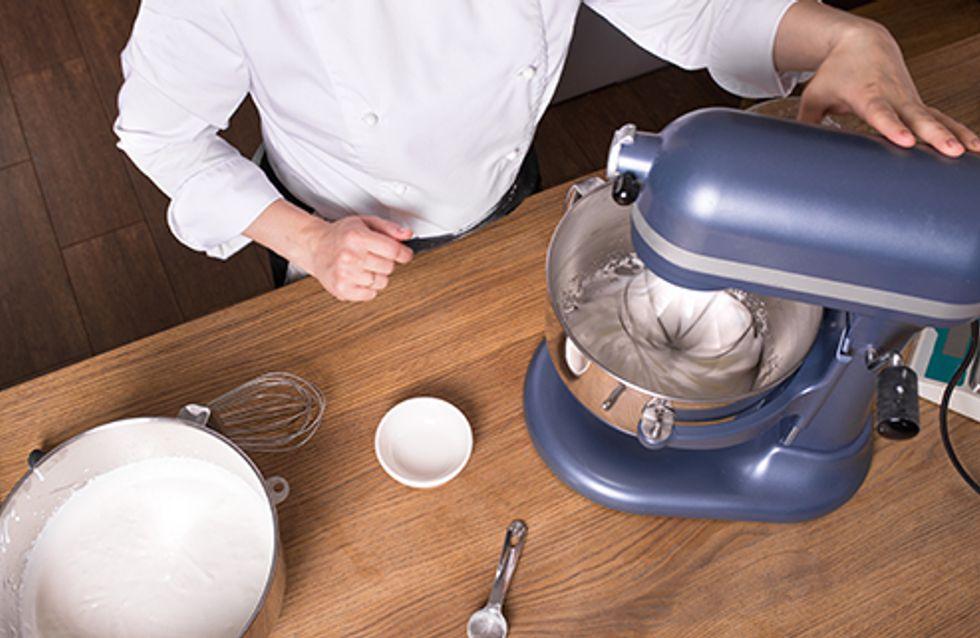 -33% sur le robot pâtissier KitchenAid