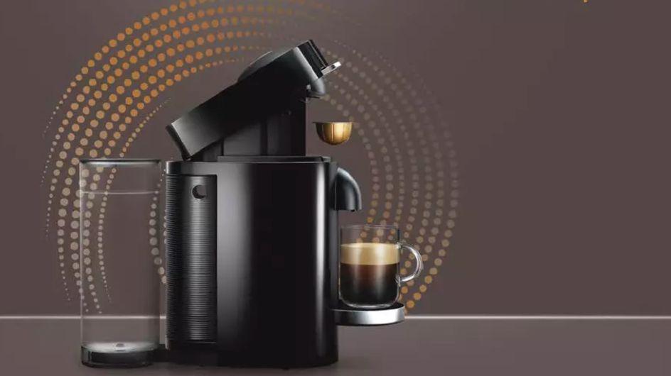 Bon plan Nespresso : -60% sur la cafetière Nespresso Vertuo de Magimix