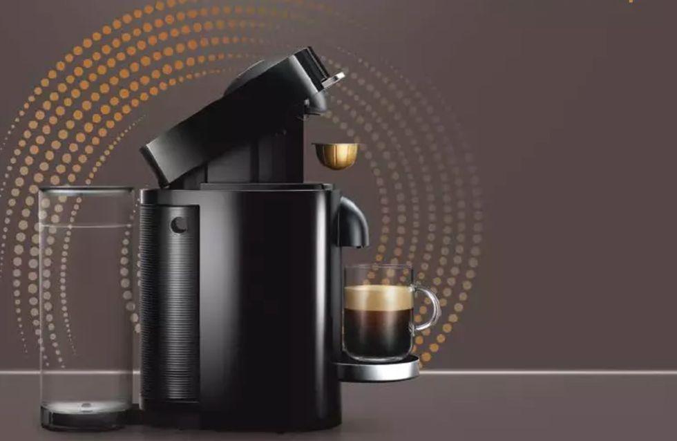 -60% sur la cafetière Nespresso Vertuo de Magimix