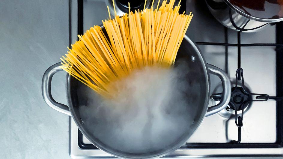 Nudeln kochen: Diese 7 Fehler machen wir alle!