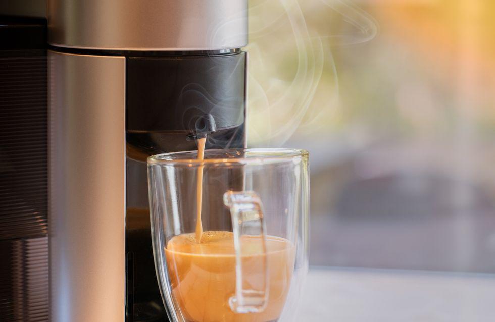 Bon plan : -45% sur la machine à café Expresso broyeur Krups !