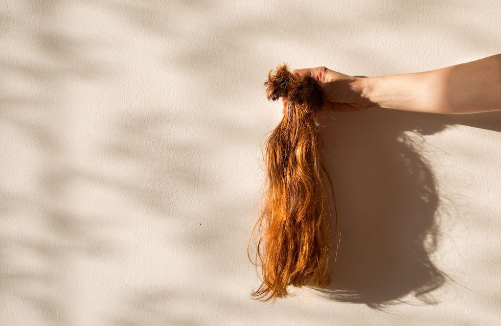 Les dons de cheveux, en forte augmentation depuis le confinement