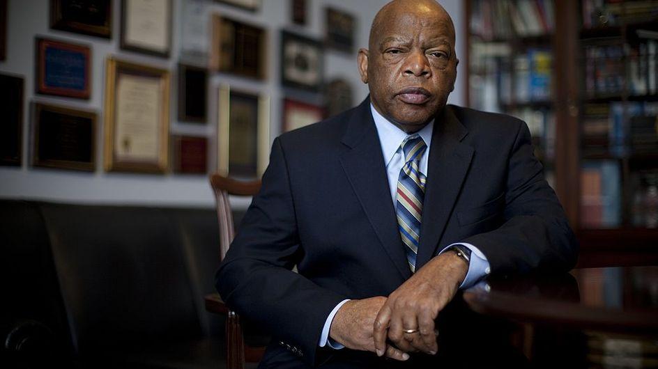 John Lewis, figure des droits civiques aux Etats-Unis, est décédé