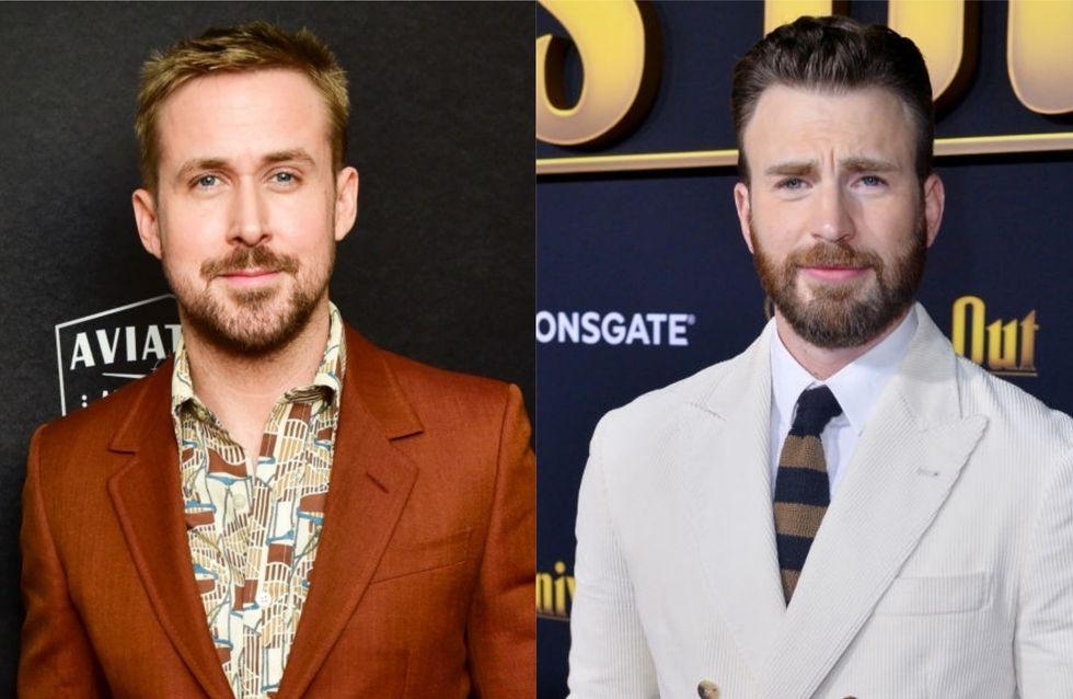 Ryan Gosling et Chris Evans réunis pour le film Netflix des réalisateurs d'Avengers Endgame