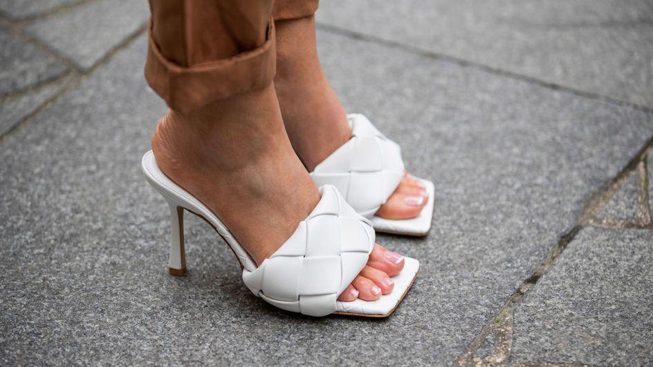 La mule matelassée, zoom sur la chaussure star de l'été