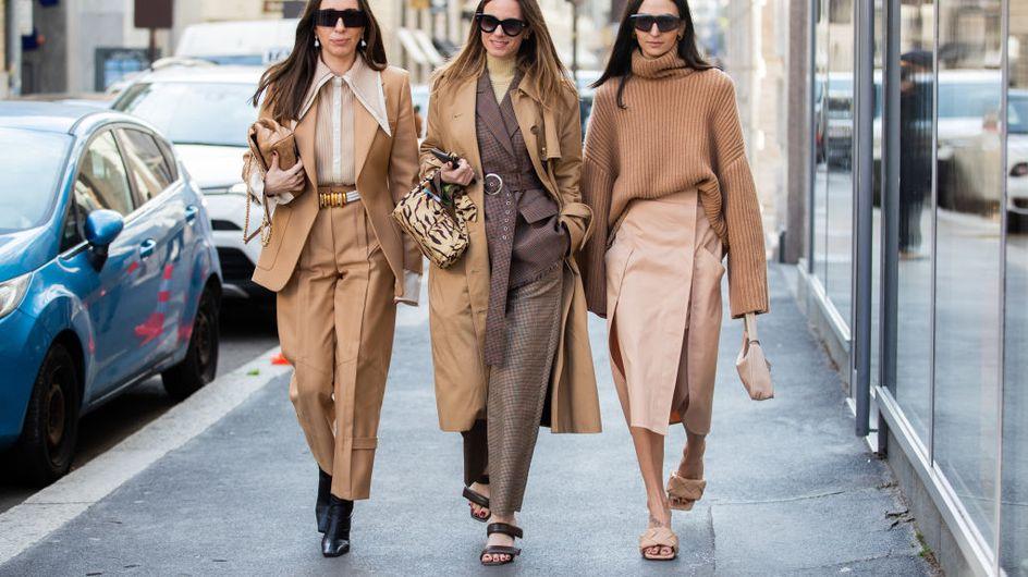 Comment porter la couleur camel sans se louper ?