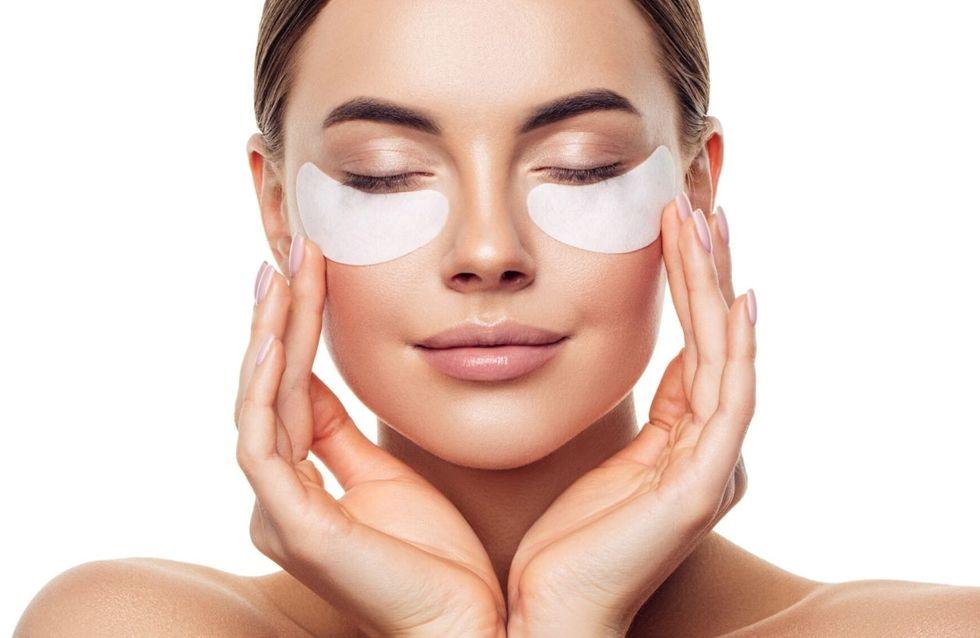 Combatti borse e occhiaie con 4 eye patch dagli effetti immediati!