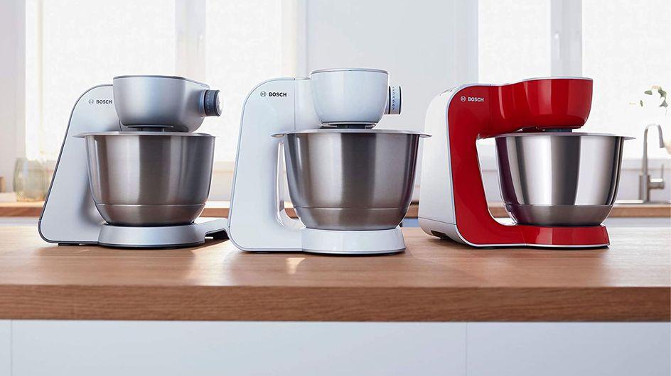Blitz-Angebot auf Amazon: Küchenmaschinen von Bosch viel billiger