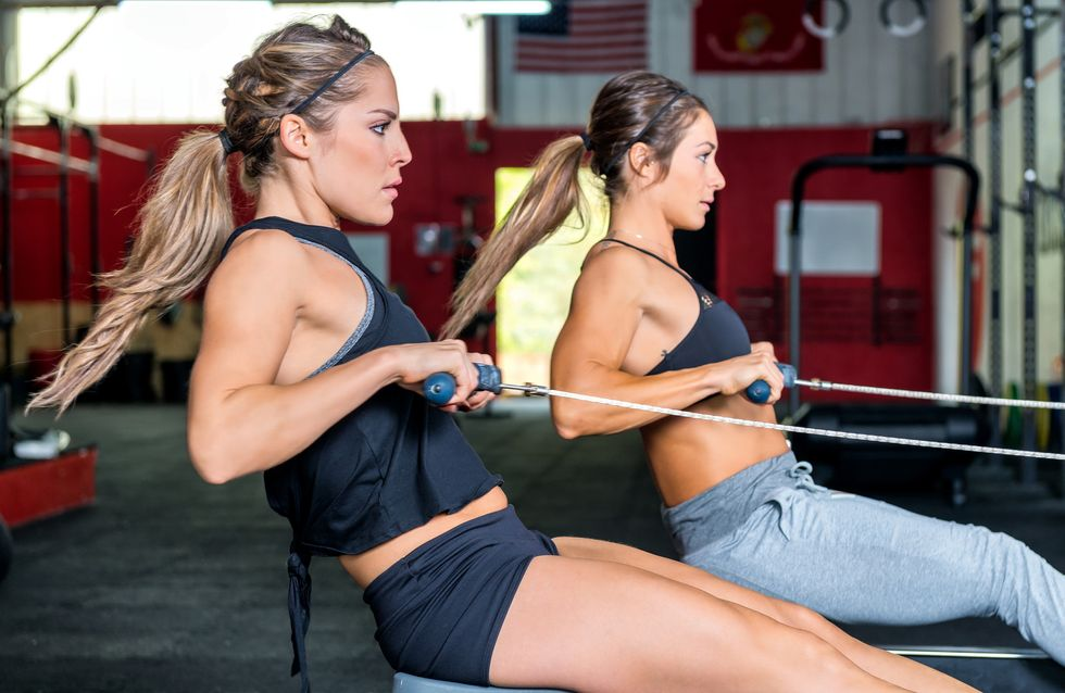 Rematore esercizi: quali sono quelli più efficaci per tonificare