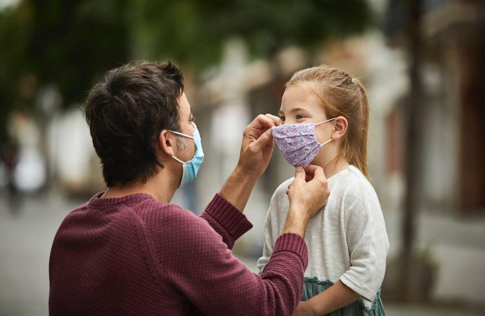 Masques gratuits : 40 millions de masques lavables vont être envoyés aux foyers les plus précaires