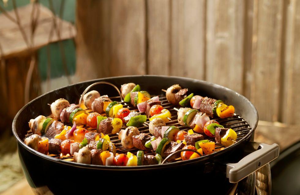 Soldes barbecue : Weber au charbon et Kamado Klarstein