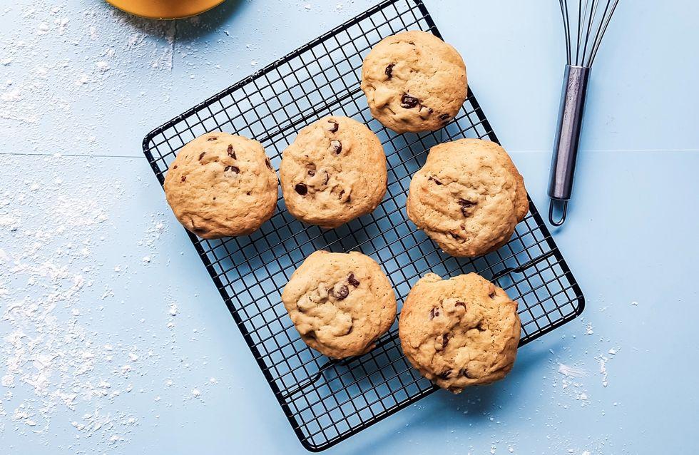 American Cookies: Weltbestes Rezept für saftige Kekse
