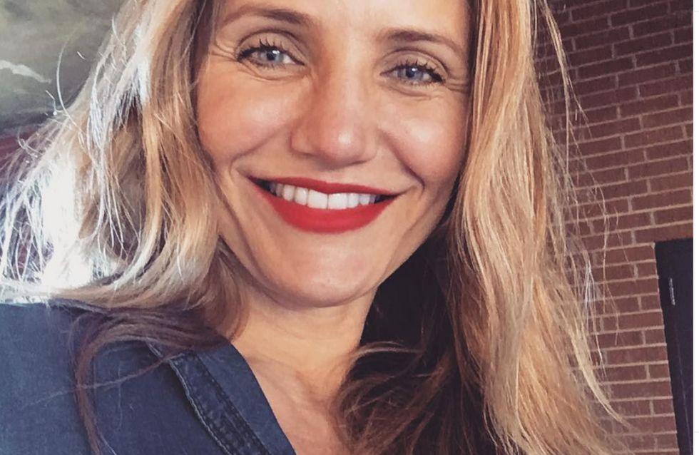 Cameron Diaz : ses rares confidences sur sa nouvelle vie de maman
