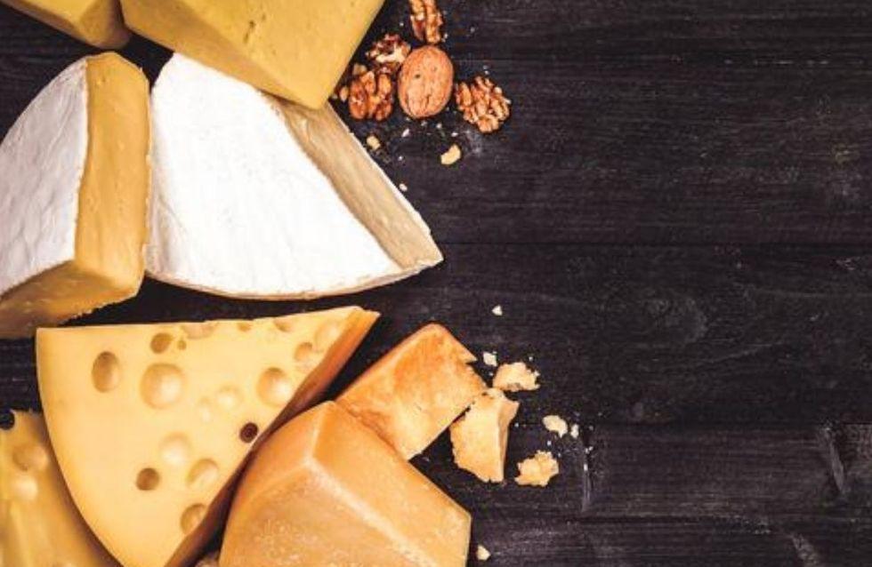 Pourquoi les enfants doivent éviter de manger des fromages au lait cru