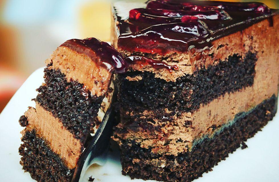 Erdnuss-Schoko-Kuchen: Veganes Rezept mit Suchtpotenzial