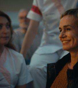 Sandrine Bonnaire est vibrante dans le film Voir le jour