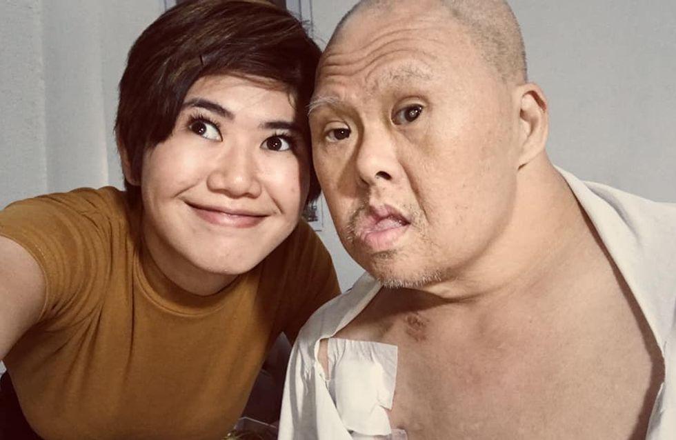 Le message poignant de cette fille adressé à son père atteint de trisomie 21