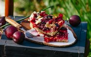 Pflaumenkuchen ohne Hefe: Schnelles & einfaches Rezept
