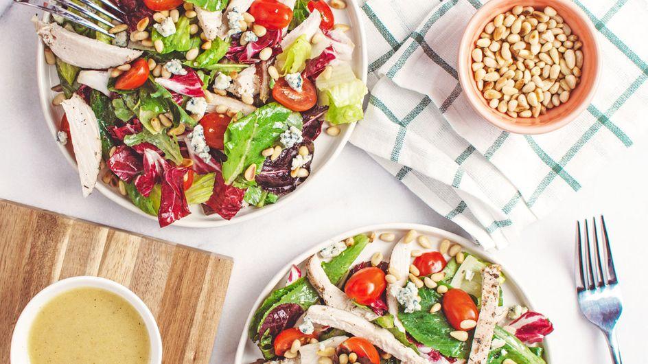 Low-Carb-Salat: 3 leichte Rezepte zum Mitnehmen