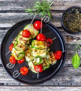 Nos meilleures idées pour un barbecue végétarien canon