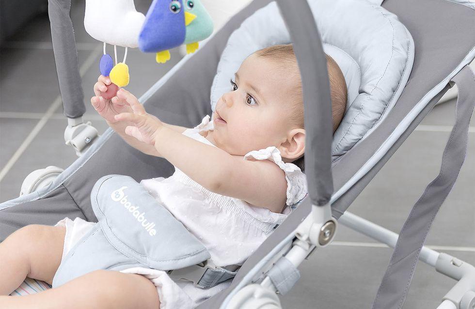 Soldes balancelle bébé : -40% sur la balancelle Chicco