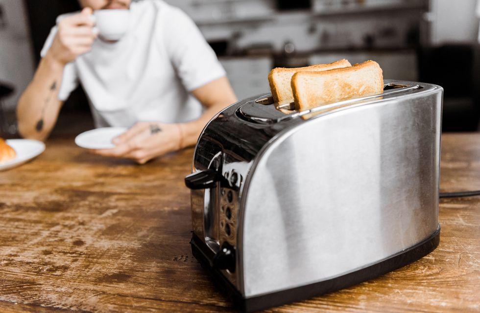 Soldes grille-pains : -57% sur le grille-pain de H.Koenig !