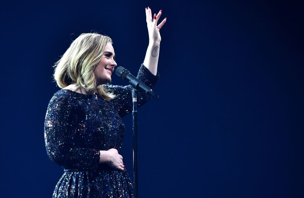 45 Kilo weniger: Adele ist kaum wiederzuerkennen!