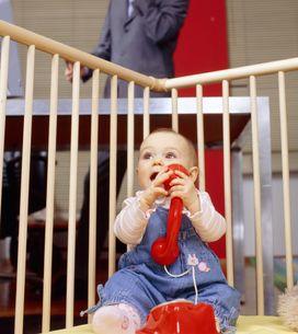 Soldes parcs bébés: -20% sur le parc de jeux de Geuther !