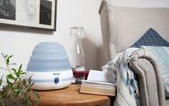 Soldes humidificateurs bébé : -22% sur l'humidificateur d'air Béaba !