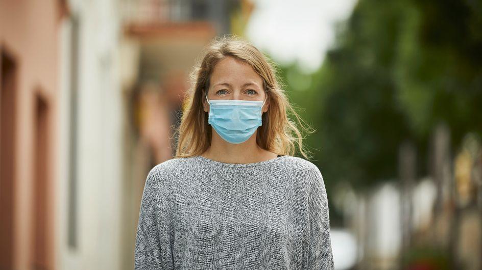 Coronavirus : Près de 2 Français sur 3 favorables au port obligatoire du masque à l'extérieur