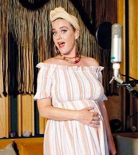 Katy Perry enceinte : elle danse pour Orlando Bloom dans une vidéo hilarante !