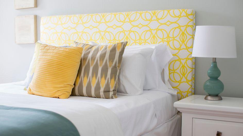 Bett dekorieren: So wird das Schlafzimmer zum Hingucker