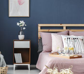7 idées de couleurs tendance pour repeindre une chambre à coucher !