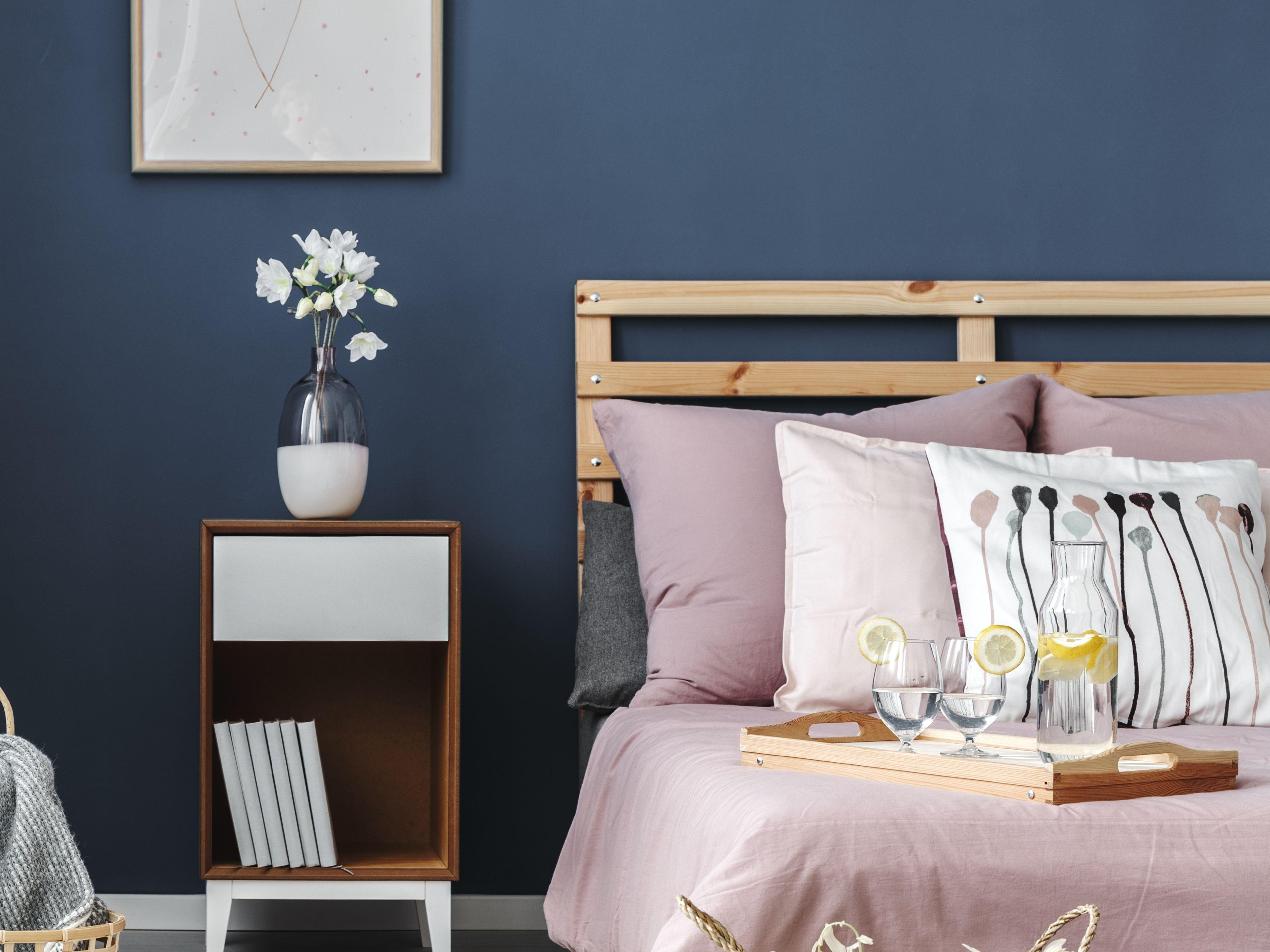 12 idées de couleurs pour repeindre une chambre à coucher