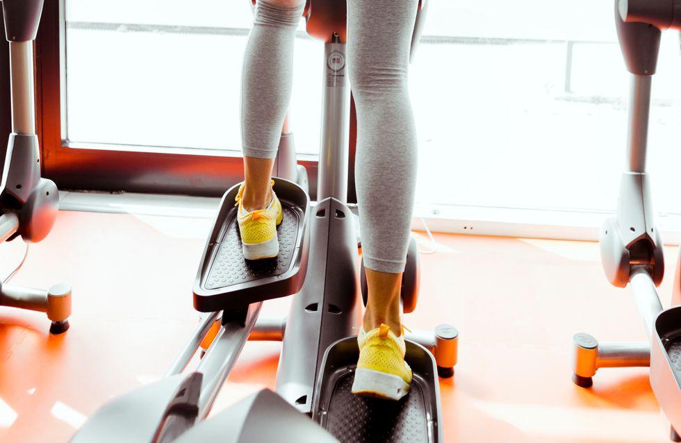 3 programmi di allenamento da svolgere sulla cyclette ellittica