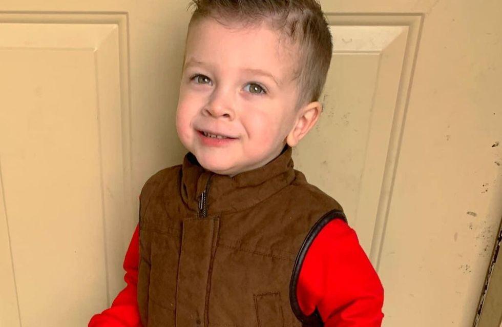 Un enfant autiste de 3 ans refusé de l'avion avec sa famille car il ne supportait pas le masque