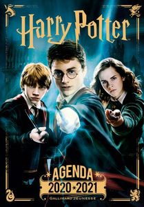 Agenda Harry Potter - 2020/2021